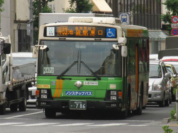 【都営バス】 P-K479