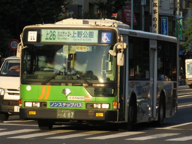 【都営バス】 Z-H180