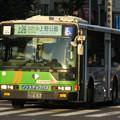 写真: 【都営バス】 Z-H180