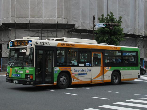 【都営バス】 P-M256