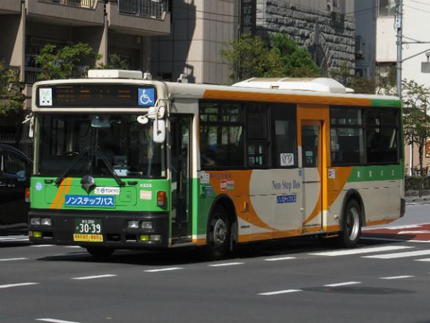 【都営バス】 R-K628