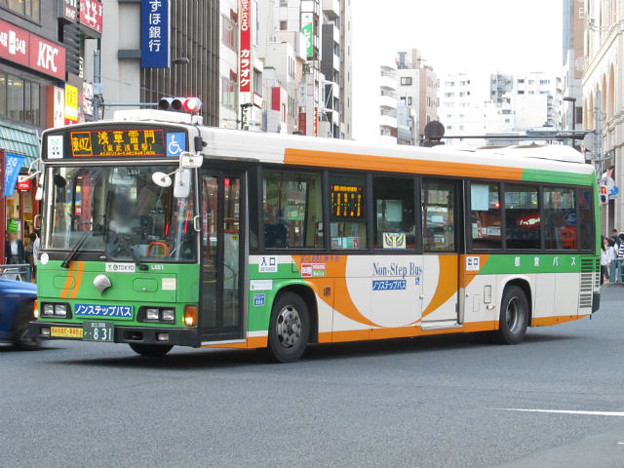 【都営バス】 K-L651
