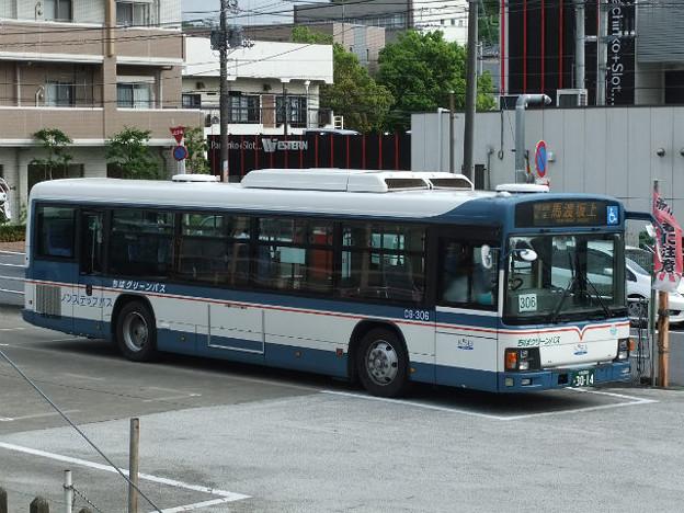 【ちばグリーンバス】CG-306