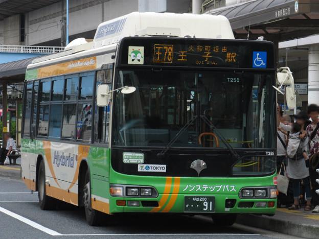 【都営バス】 D-T255