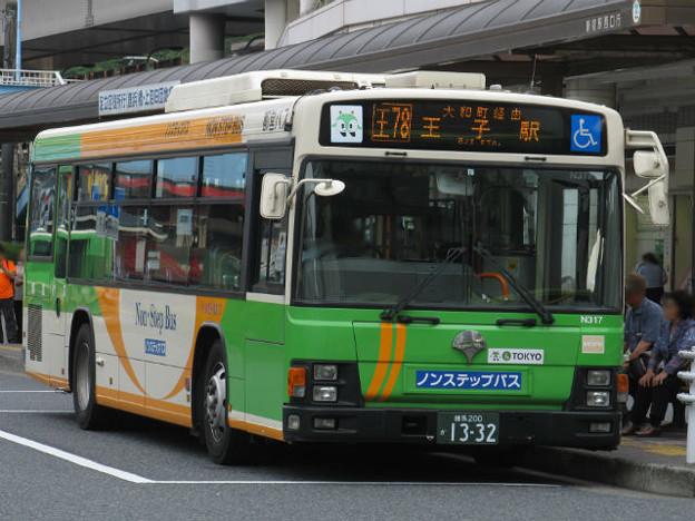【都営バス】 D-N317