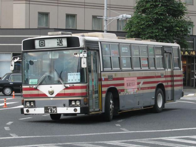 【関東自動車】  栃木22う675