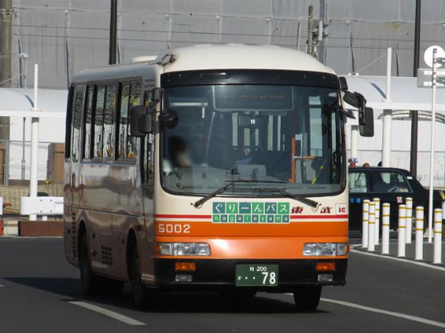 【東武バス】 5002号車