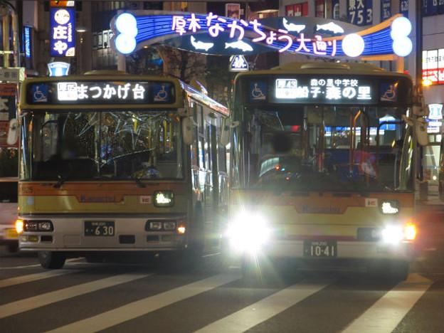 【神奈川中央交通】 あ82