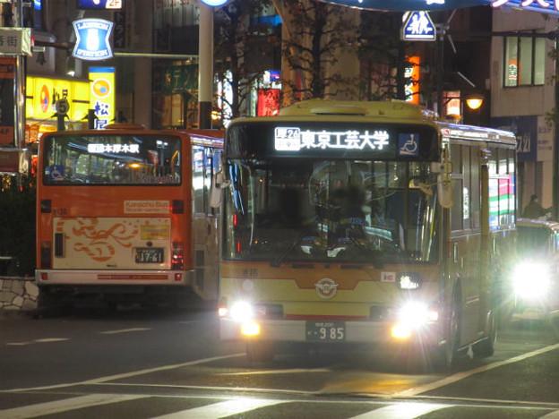【神奈川中央交通】 き16