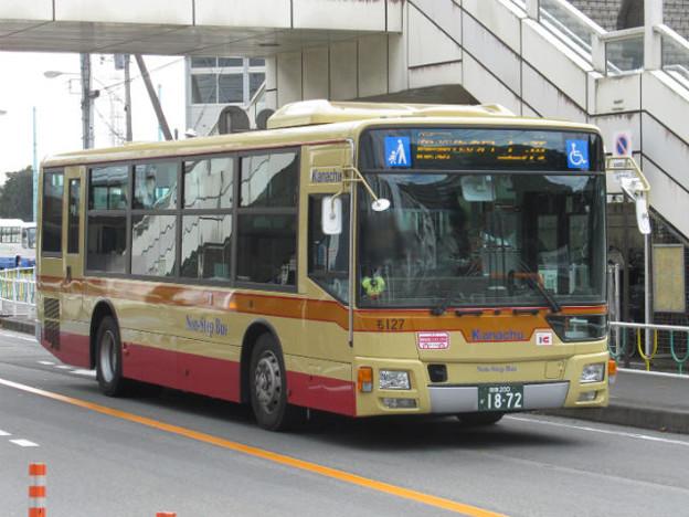 【神奈川中央交通】 も127