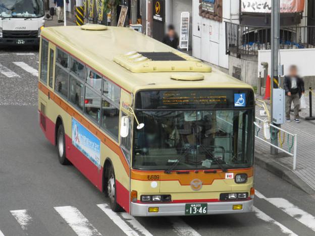 【神奈川中央交通】 も609