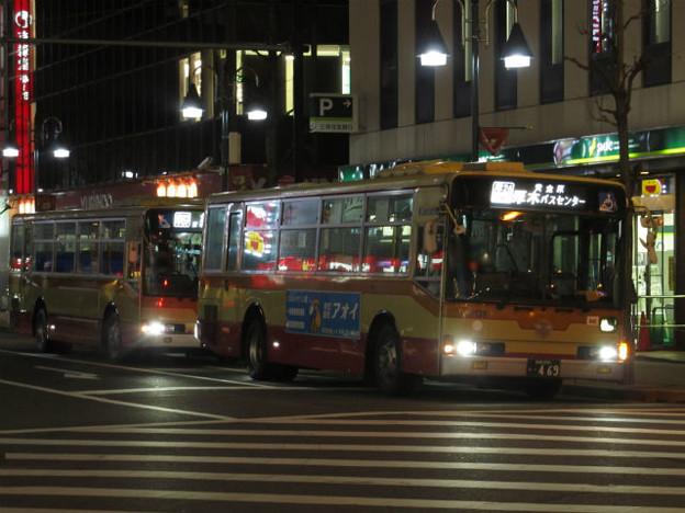 【神奈川中央交通】 き138
