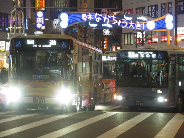 Photos: 【神奈川中央交通】 き169