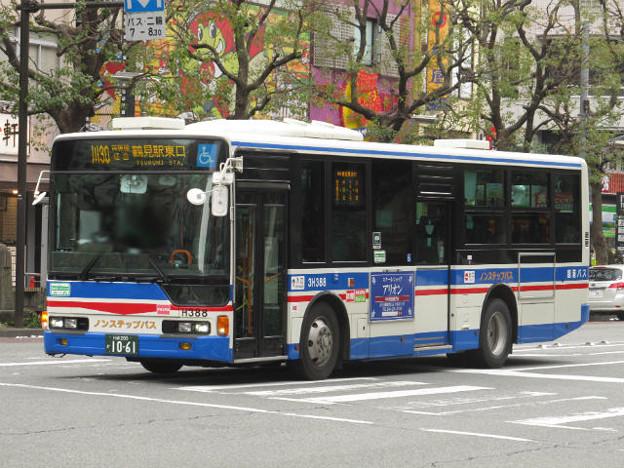 【川崎鶴見臨港バス】3H388