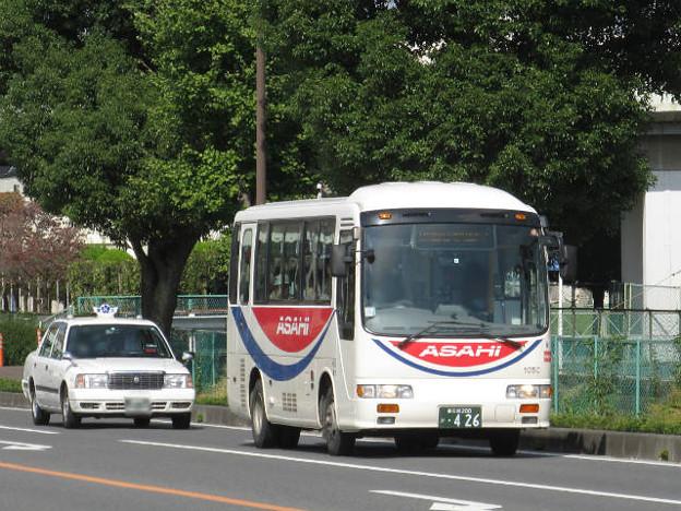 【朝日バス】 1050号車