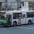 写真: 【都営バス】 L-L105