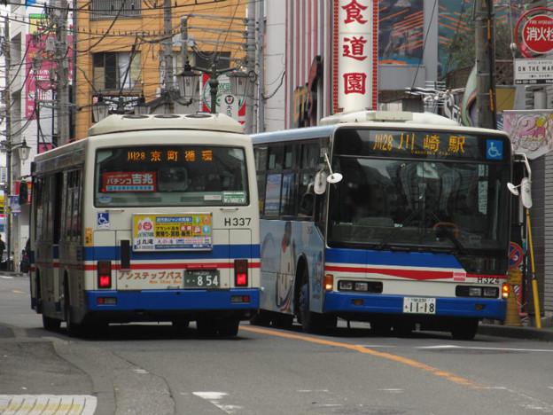 【川崎鶴見臨港バス】 3H324