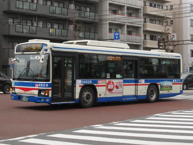 【川崎鶴見臨港バス】  2A529