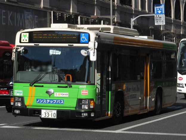 【都営バス】 K-A631