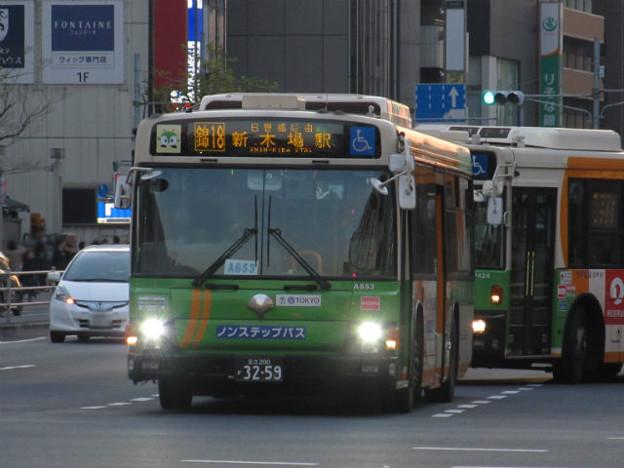 【都営バス】 L-A653
