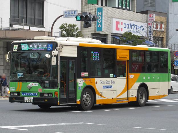 【都営バス】 L-W438
