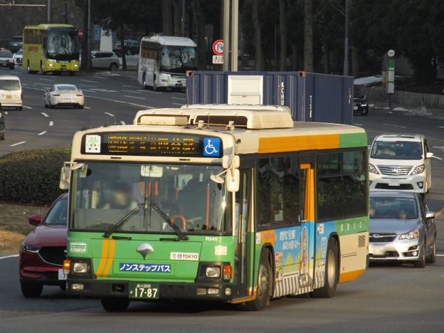 【都営バス】 Y-R540