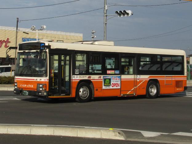 【東武バス】 2639号車