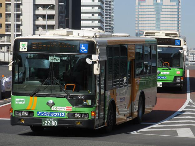 【東京都交通局】 S-V310