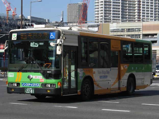 【東京都交通局】 S-V311