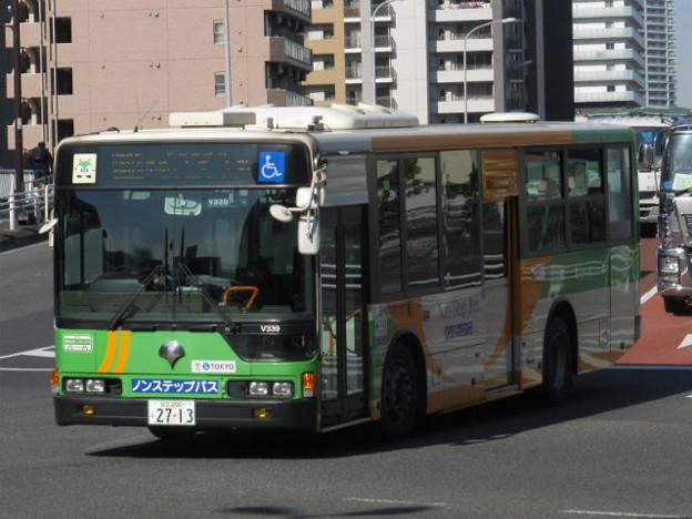 【東京都交通局】 S-V339