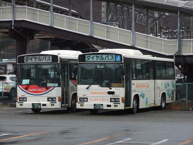 【日光交通】 7323号車