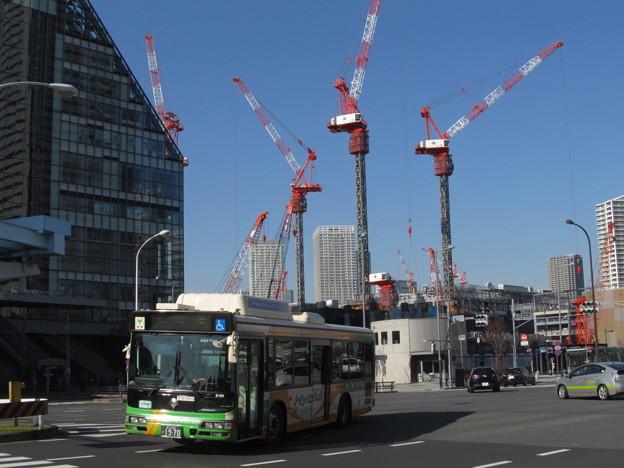 【都営バス】 S-S155