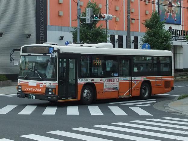 【東武バス】 2649号車