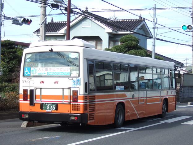 【東武バス】 9719号車
