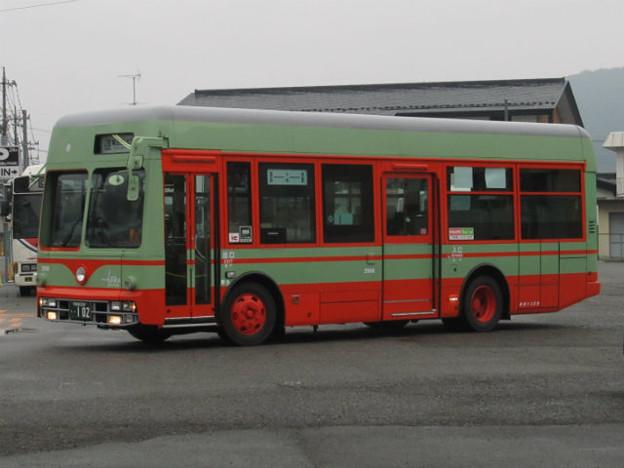 【東武バス日光】 2986号車