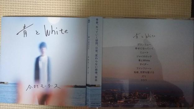 Photos: 青とWhite・・