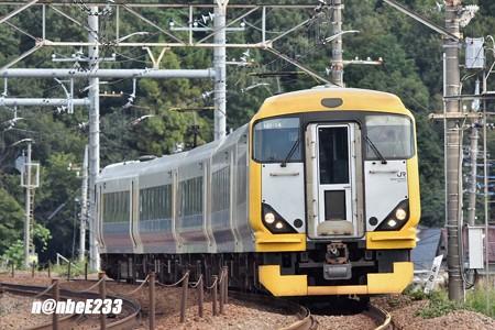 9585M 「快速山梨富士3号」 E257-500系 千マリNB-14編成
