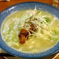 Photos: 鶏塩味玉らーめん@とり丸・長野市