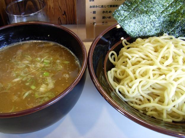 味噌つけ麺@寸八・松本市