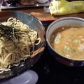 写真: 肉味噌つけ麺@一休東店・つくば市
