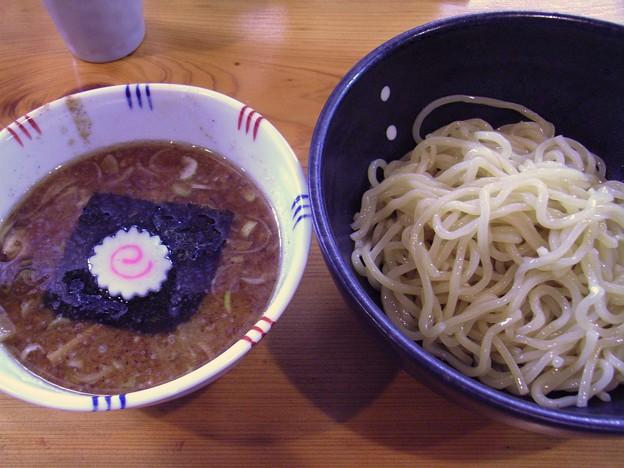 つけ麺@渡来人・茨城県大洗町