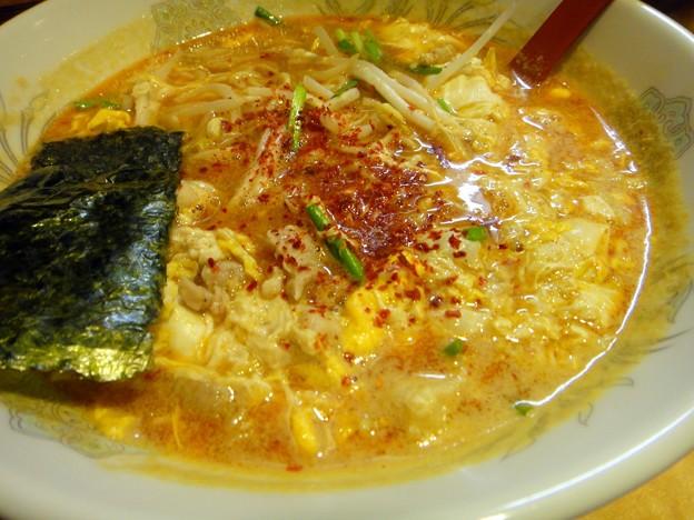 辛麺・生麺@喜多楼・延岡市