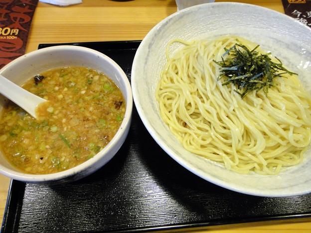 味噌つけ麺@りょう花広島観音店・広島市西区