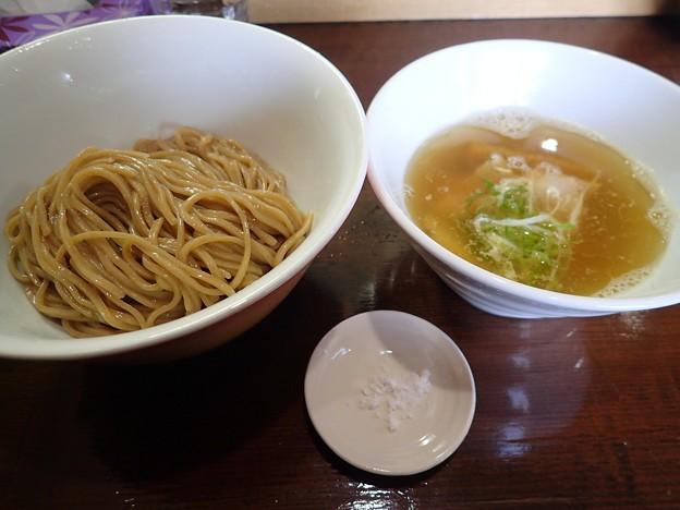 塩つけ麺@サンド・盛岡市
