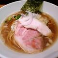 写真: 中華蕎麦@つきひ・江東区亀戸