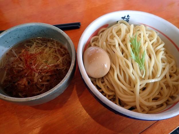塩つけ麺@津山塩元帥・津山市