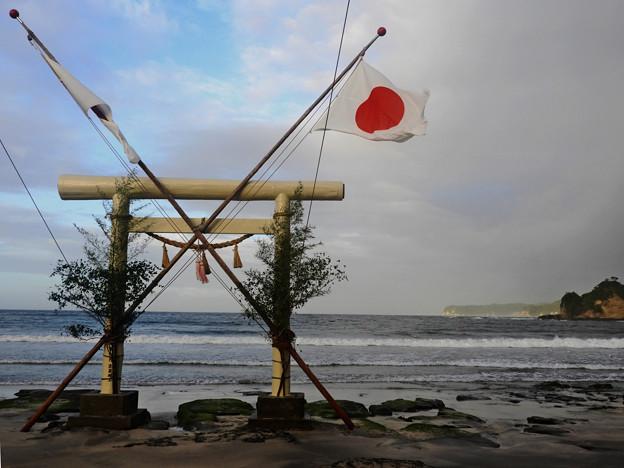 祭の浜02