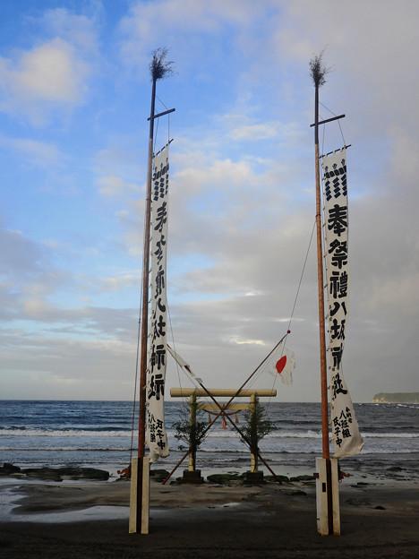 祭の浜03