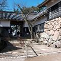 松江城(2)一ノ門 H30,2,22
