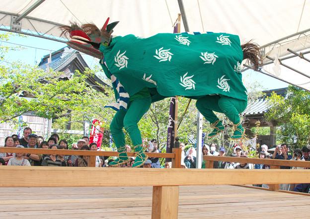 蓮華会舞(5)獅子之舞 H30,4,21